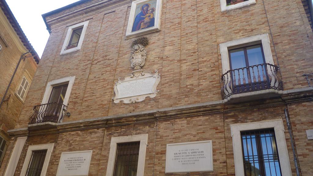 Palazzo del Municipio Urbino