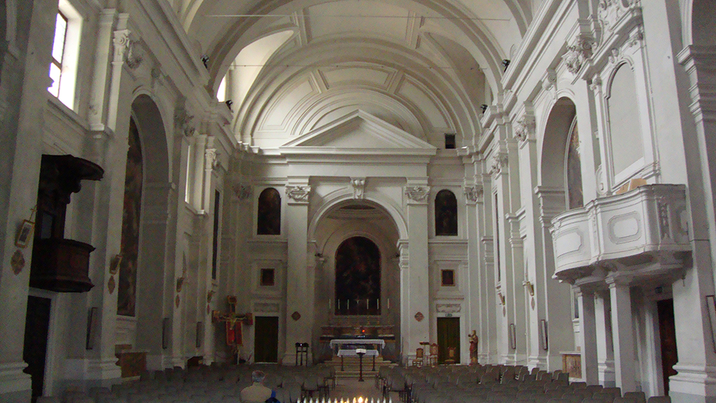 interno chiesa San Domenico